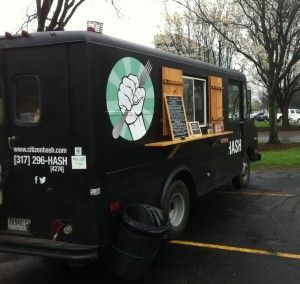 Citizen Hash food truck.