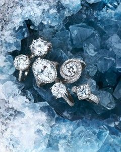 What type of diamond fits your personality? Your engagement ring: It's only the symbol of your eternal commitment, a piece of jewelry you'll wear every day for the rest of your life.