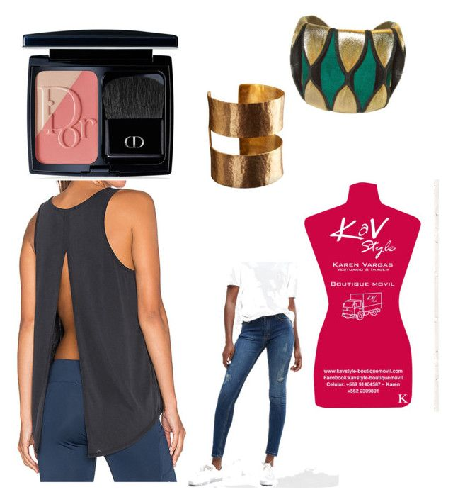 """Sin título #9"" by karen-svar on Polyvore featuring moda, Solow, Minimum, Christian Dior, ADIN & ROYALE y Lili Palouli"