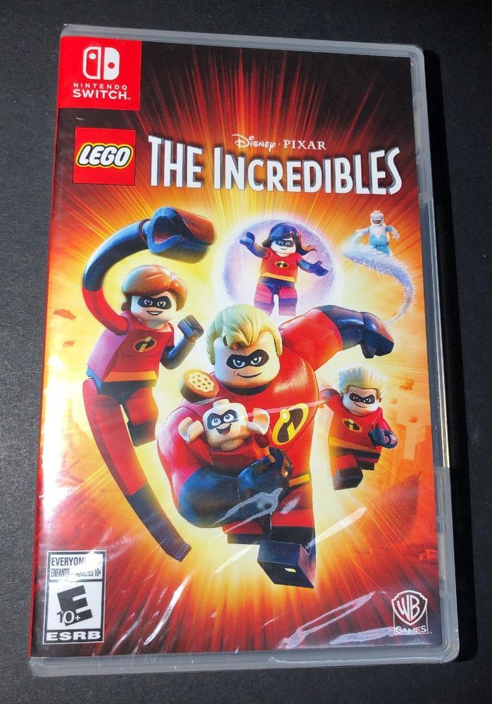 nintendo switch incredibles game