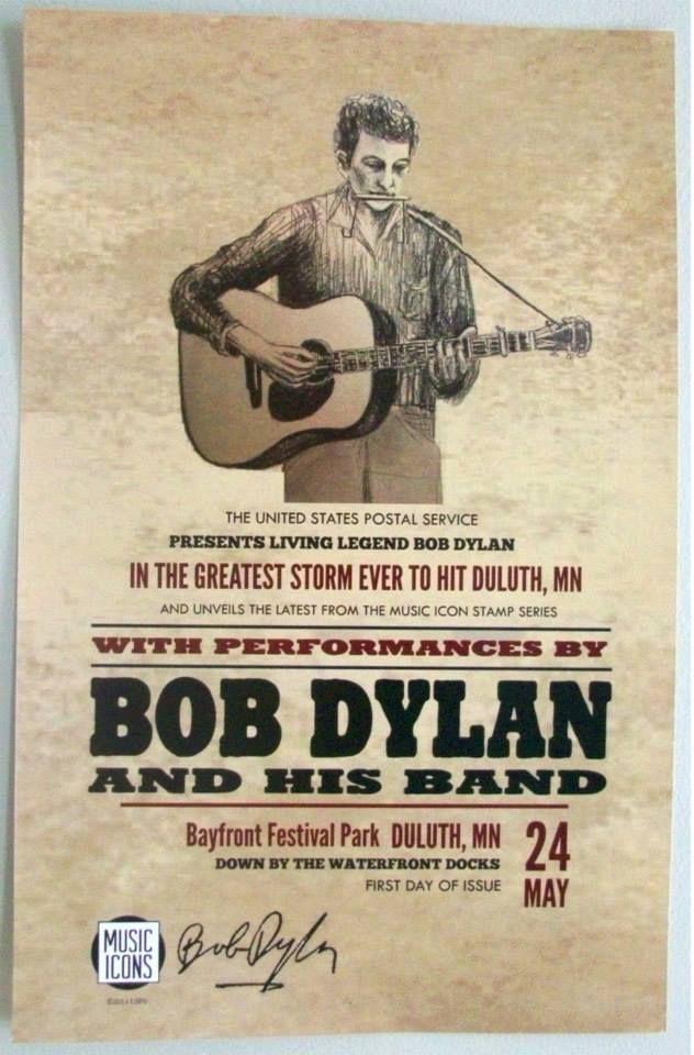 31- bob dylan stamps