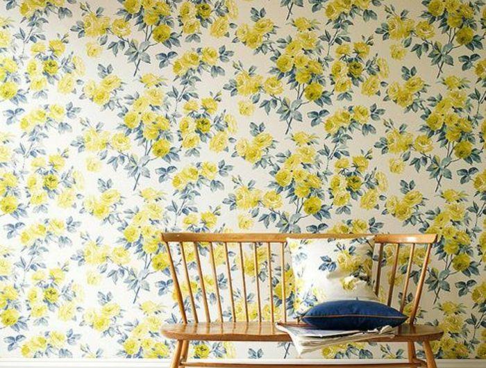 les 25 meilleures id es de la cat gorie papier peint anglais sur pinterest salons anglais. Black Bedroom Furniture Sets. Home Design Ideas