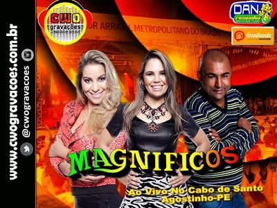 CWO GRAVAÇÕES: Baixe o Show ao Vivo da BANDA MAGNIFICOS no Cabo d...