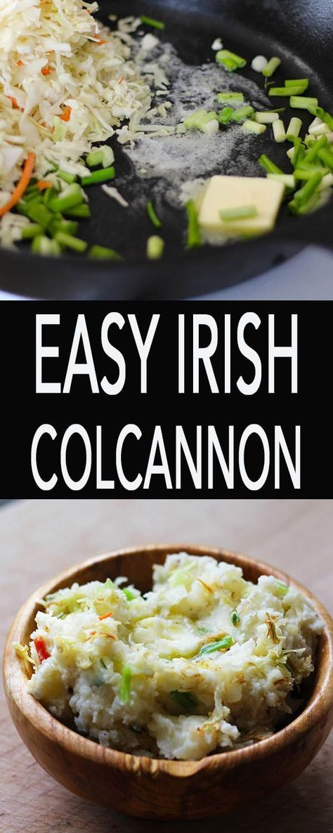A tasty and easy traditional Irish recipe that is sure to please the pickiest eaters! Try this amazing recipe when you are pressed for time or just want some comfort food. A St. Patricks Day favorite!