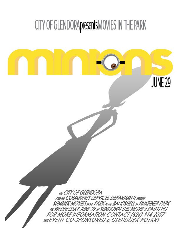 2016  Movie in the Park | Minions