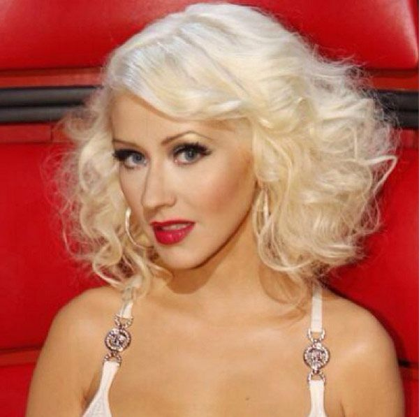 Christina Aguilera's Stunning Hair On 'The Voice' — Get Her ExactLook