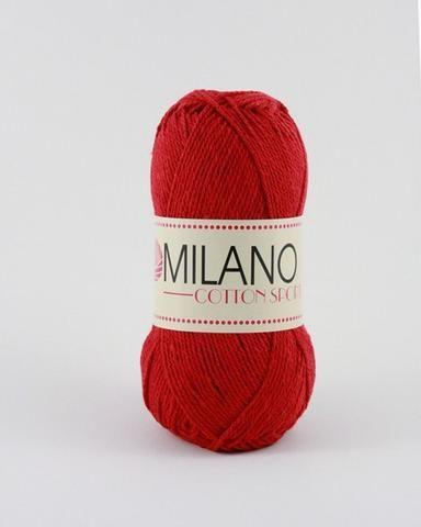 Milano Cotton Sport 20 - Red