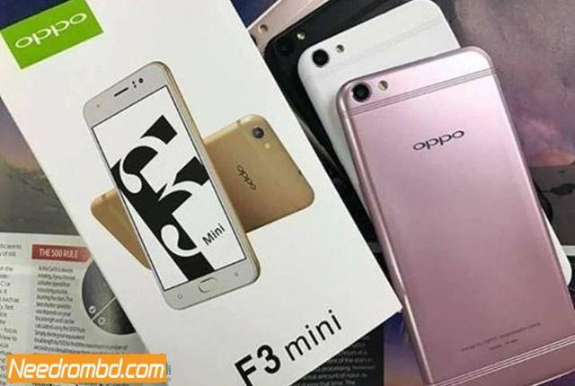 Oppo F3 Mini M6572 6 0 1 Clone Firmware | Smartphone Firmware | Mini