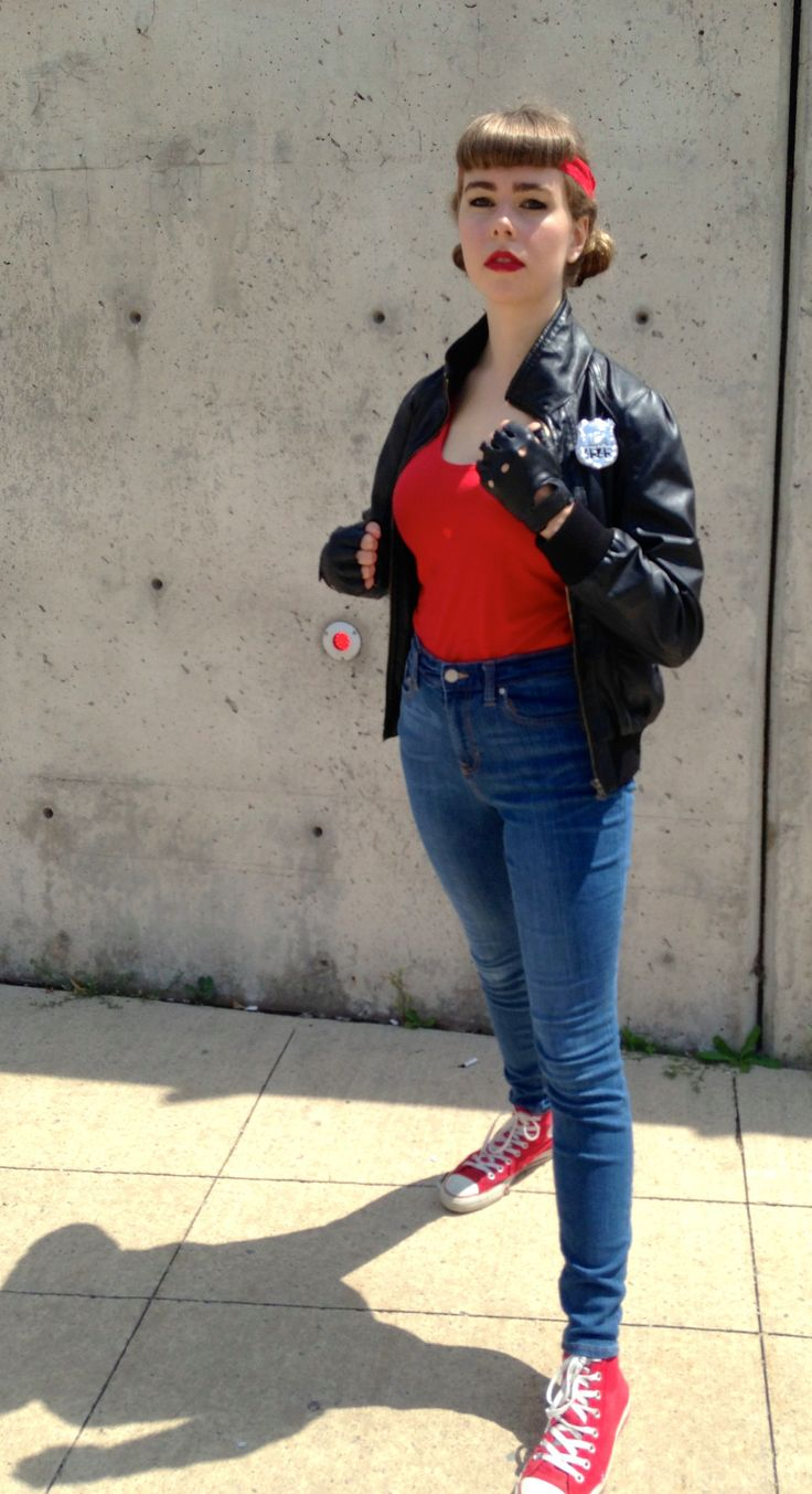 Rule 64 Kung Fury closet cosplay for Atomic Lollipop 2015