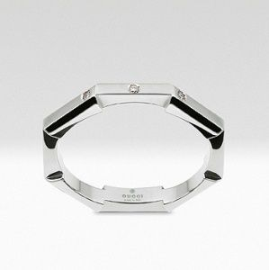 LINK TO LOVE リング(日本限定) - GUCCI(グッチ)の結婚指輪