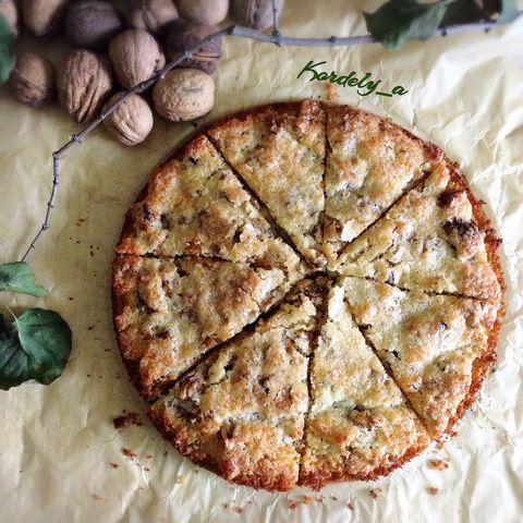 Mutfak Aşkım: CEVİZLİ TART