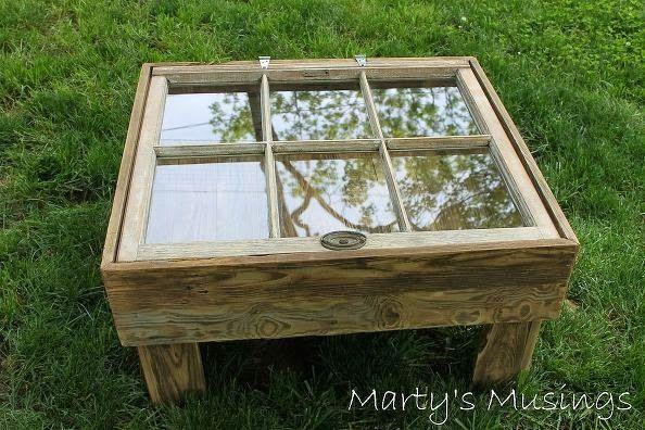 55 ιδέες για τα παλιά παράθυρα!