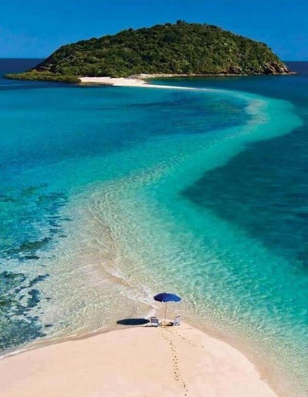 Beautiful beach - Fiji | Full Dose of heaven for Heidi.