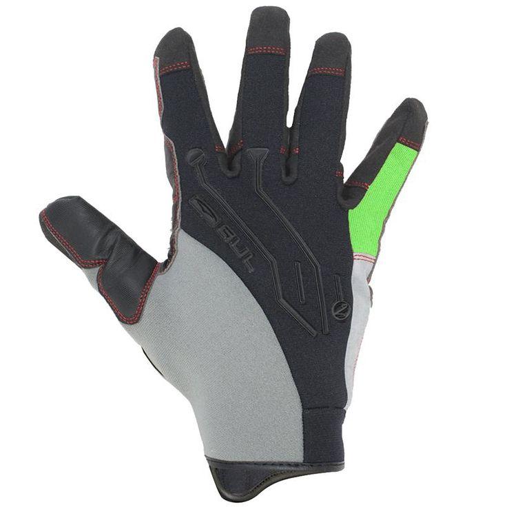 Gul Evo2 Pro Full Finger Sailing Gloves