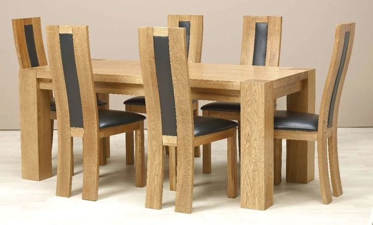 Image for Cheap Dining Tables And 6 Chairs