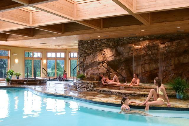 149 best nc spas images on pinterest lodges resorts in. Black Bedroom Furniture Sets. Home Design Ideas