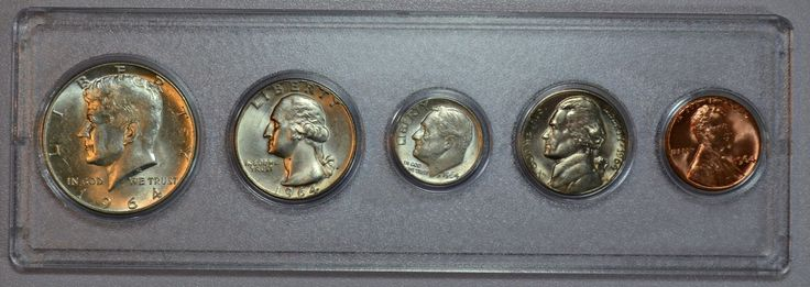 #New post #1964 Five Coin Year Set US Coins (Includes 3 SILVER coins)  http://i.ebayimg.com/images/g/Lo0AAOSw2gxYyKAB/s-l1600.jpg   1964 Five Coin Year Set US Coins (Includes 3 SILVER coins)  Price : 20.00  Ends on : 5 days  View on eBay  Post ID is empty in Rating Form ID 1 https://www.shopnet.one/1964-five-coin-year-set-us-coins-includes-3-silver-coins/