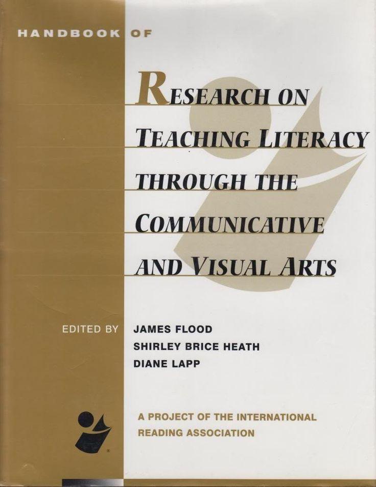 Handbook of Research on Teaching Literacy Through Visual(1 Vol.) (Macmillan research on education handbook series)