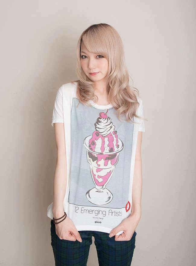 SCANDAL Mami Sasazaki Fashion