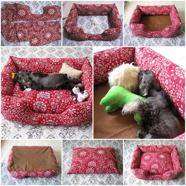 DIY Sew Couch for Pets