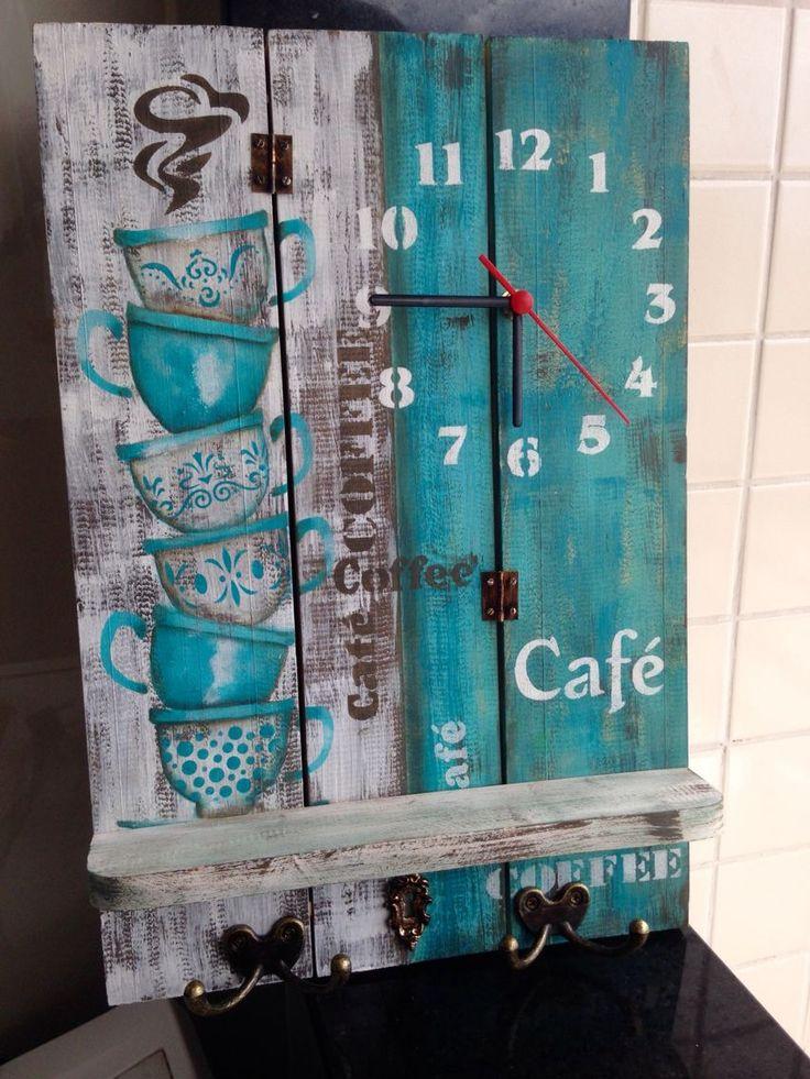 Cute Café sign