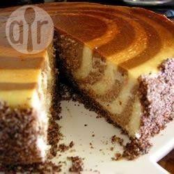 Cheesecake de chocolate vegano @ allrecipes.com.br