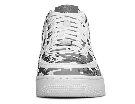 nike air force 1 high-frequency digital camouflage