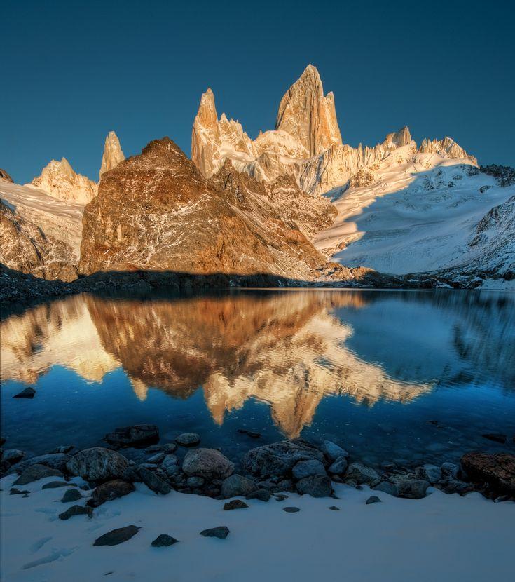 Torres del Paine , Patagonia Chilena