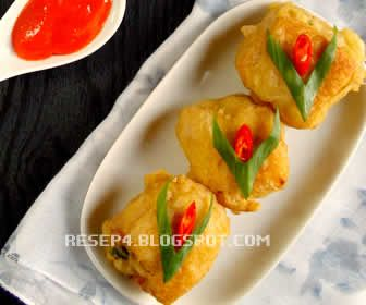 Resep Tahu Isi Goreng - http://resep4.blogspot.com/2013/08/resep-tahu-isi-goreng-renyah-pedas.html
