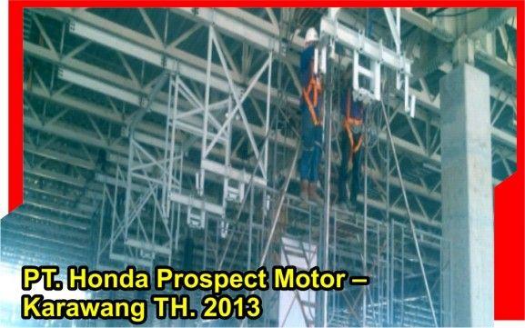 Honda Prospect Motor – 3