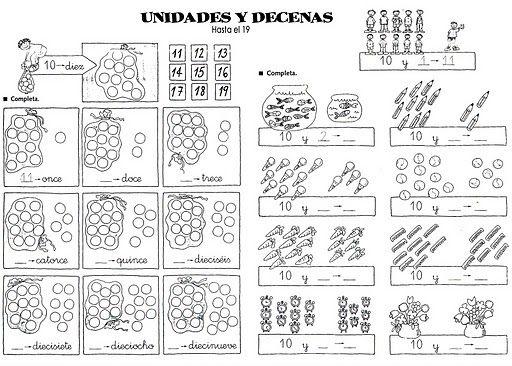 Resultado de imagen para EJERCICIOS PARA TRABAJAR EN UNIDADES, DECENAS Y CENTENAS