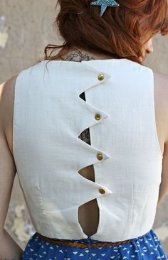 Weekly Wears: Dress It Up by Skunkboy Creatures., via Flickr