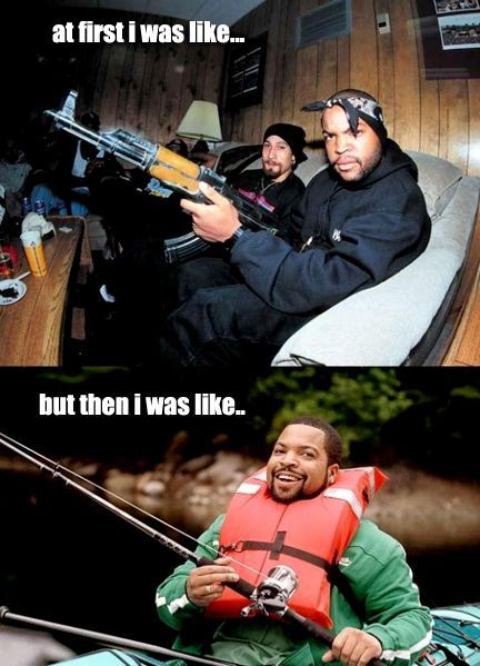 Oh Ice Cube: Domestic Cubes, Ice Cubes Lolz, Hard Ice, Too Funny, Has Been