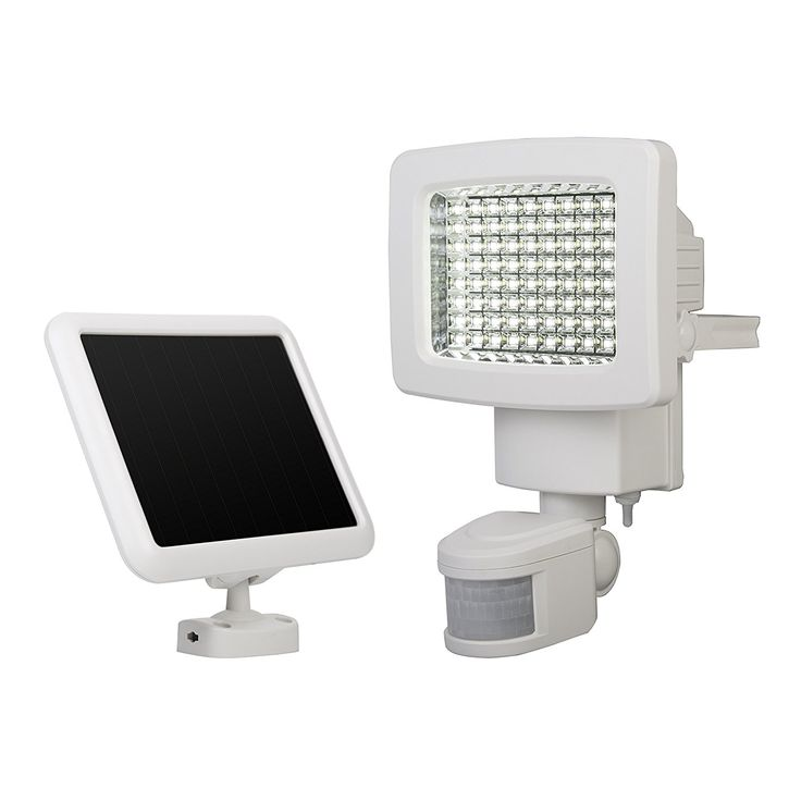 Sunforce 82080 80-LED Solar Motion Light | solarhousenumbers.org