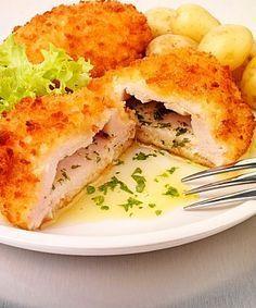My Slimming World Chicken Kiev Recipe