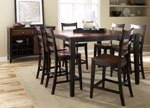 A-America Bristol Point Solid Wood Counter Height Dining Set by A-America. $1067.00. The A-America BTL-OE Bristol Point Collection is the perfect style for today's customers who prefer solid wood You will certainly appreciate the beautiful modern look of the pieces in the A-America Bristol Point Collection with a rich 2- tone finish and many combinations to choose from With antique silver hardware and wood-on-wood constructions the A-America Bristol Point Collection offers ...