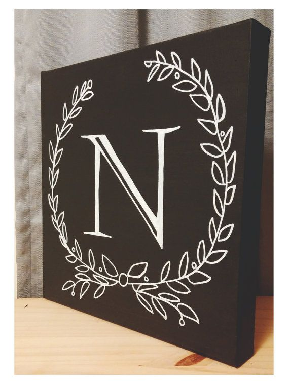 Monogram Canvas Painting