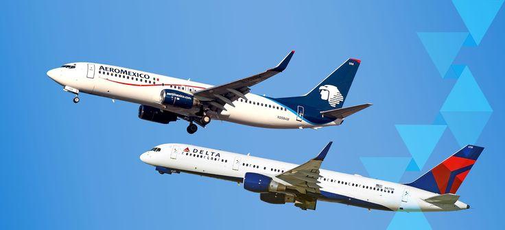 Delta oferta para comprar acciones de #Aeroméxico...