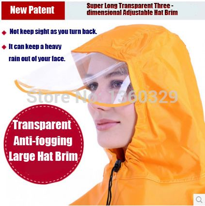 Plus Size burberry_ men Womens Long Raincoats Yellow Red Blue Poncho Transparent Thickening Large Hat Brim for Bicycle E-Bicycle #Affiliate