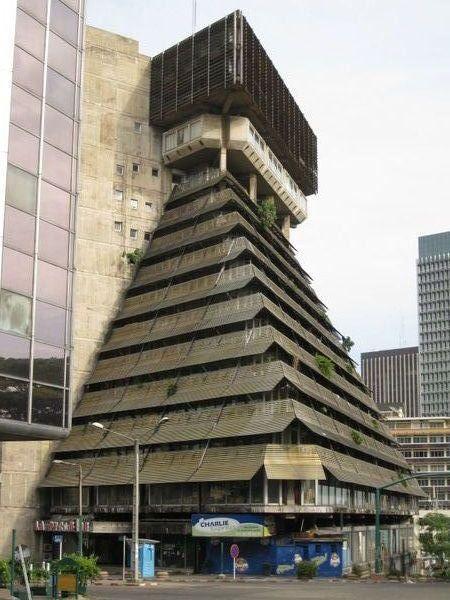 The Pyramid - Abidjan, Cote D'Ivoire