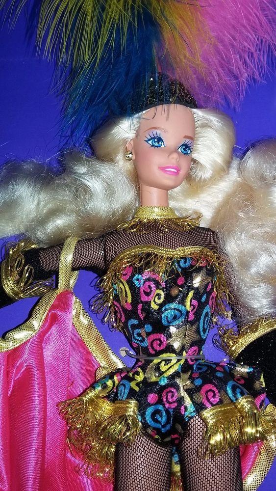 Mattel Barbie 1994 Circus Star Doll Limited Edit  FAO Schwarz # 13257 NEW NRFB #Mattel #DollswithClothingAccessories