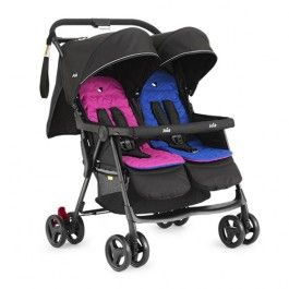 Joie Aire Twin Stroller $399.99 11.6kg