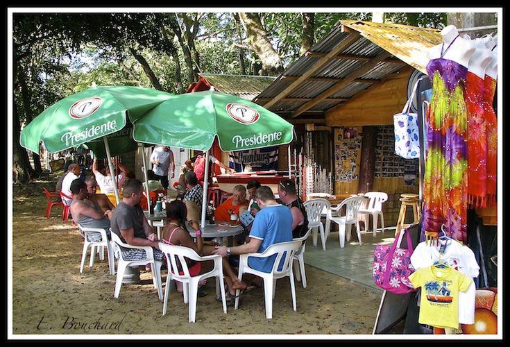 Le temps d'une bière - Sosua, Puerto Plata - Dominican Republic