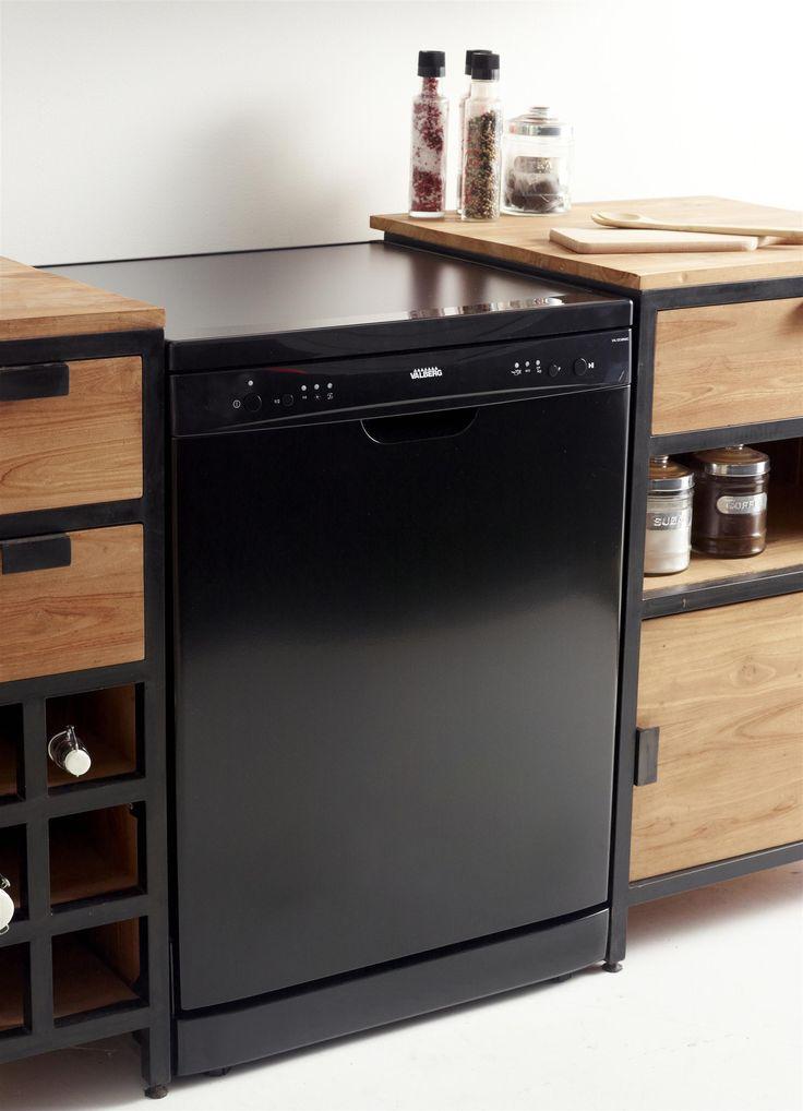 les 11 meilleures images du tableau ma cuisine moderne toute quip e sur pinterest. Black Bedroom Furniture Sets. Home Design Ideas