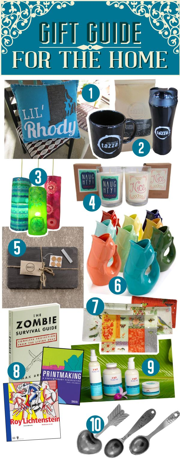 Gift Guide: For the Home #indowncitysecretsanta | Secret Santa Wish ...