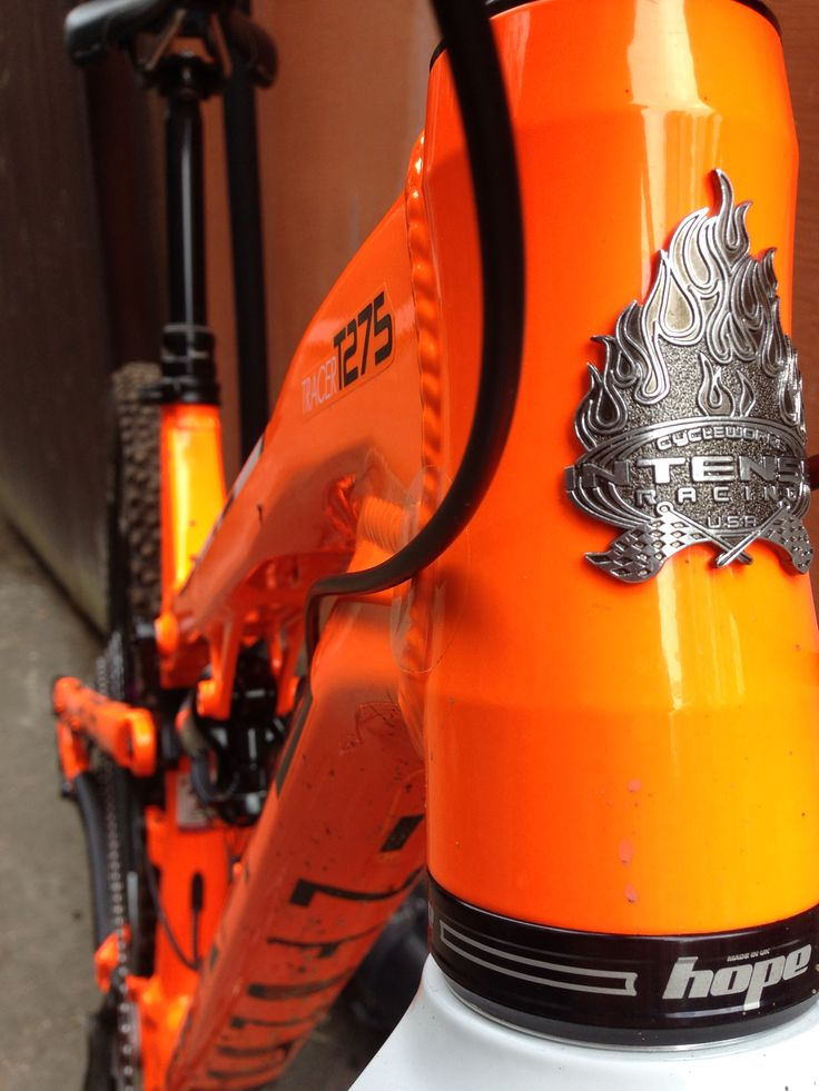 Intense Tracer 275 Alloy - Glows in orange