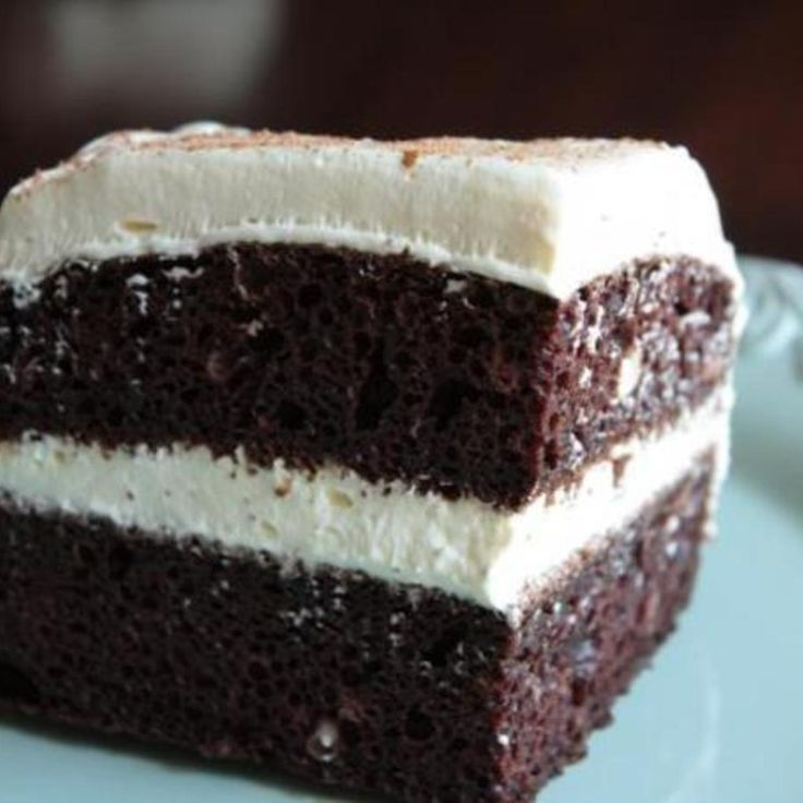 Died And Went To Heaven Chocolate Cake