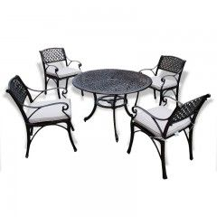 Channel Enterprises provides cast iron outdoor furniture in cheap price with good quality. Visit http://www.channelenterprises.com/outdoor-furniture/cast-aluminium.html