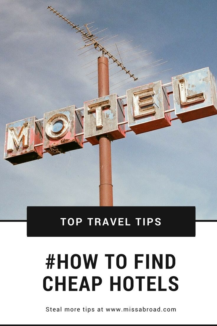Hotel Deals? Tips how to find the best hotel rates/prices #travelhacks #travel #budget #deals