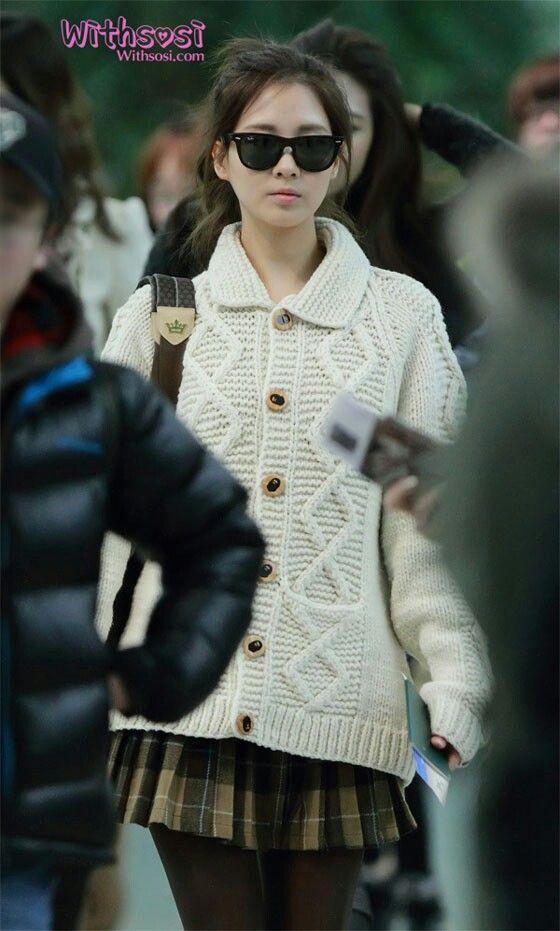 Seohyun cute airport fashion | Snsd airport fashion, Snsd ...